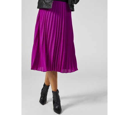 Antthony Designs Pleated Skirt
