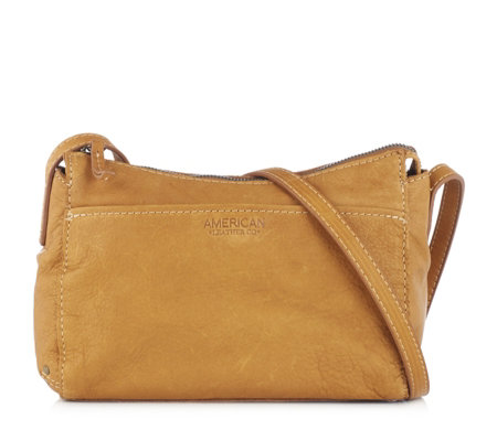 American Leather Maryland Small Crossbody Bag