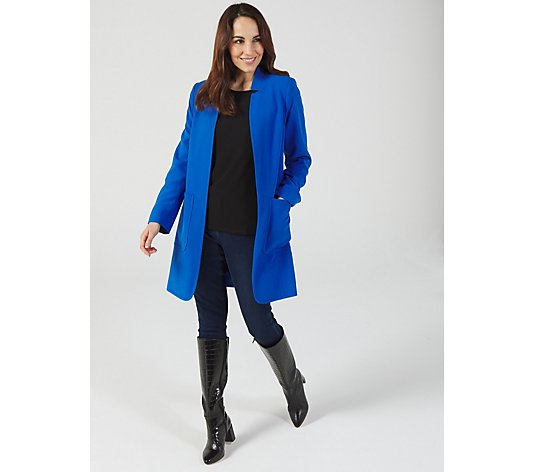 Helene Berman Notch Collar Coat