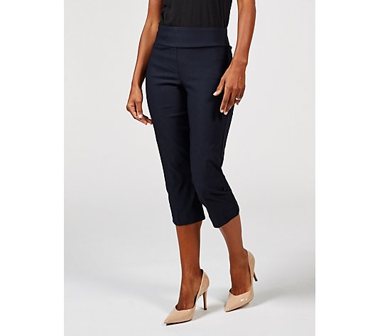 Mr Max Modern Stretch Notch Back Detail Trousers