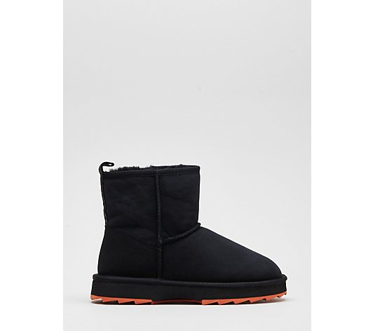 Emu Sharkey Mini Water Resistant Sheepskin Ankle Boot