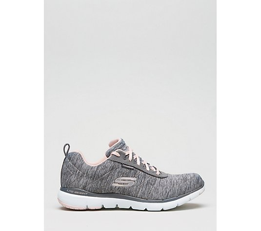 Skechers Flex Appeal 3.0 Jer'See Lace Trainers