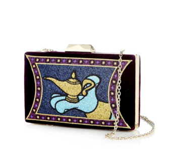 Disney Danielle Nicole Magic Lamp Evening Clutch - 168371