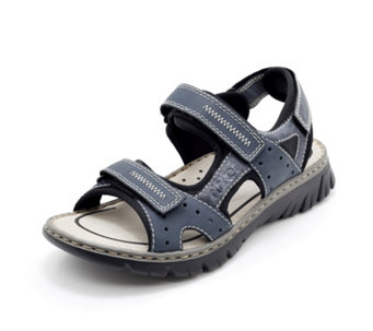 Rieker Men's Adjustable Strap Sandal - 164072