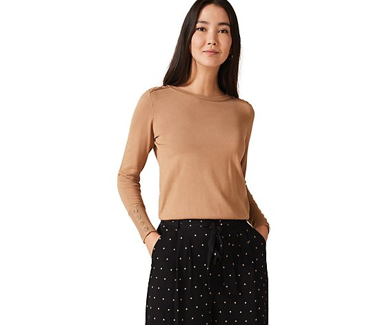 Phase Eight Scarlett Knit Top