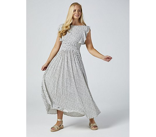 Onjenu London Rosie Maxi Dress