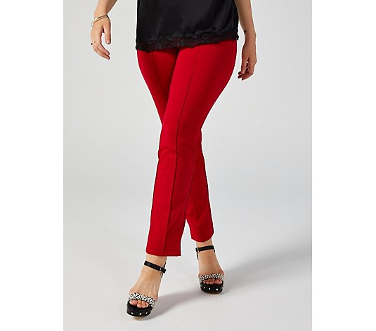WULI:LUU by Gok Wan The Smoother Ponte Trousers Petite Length