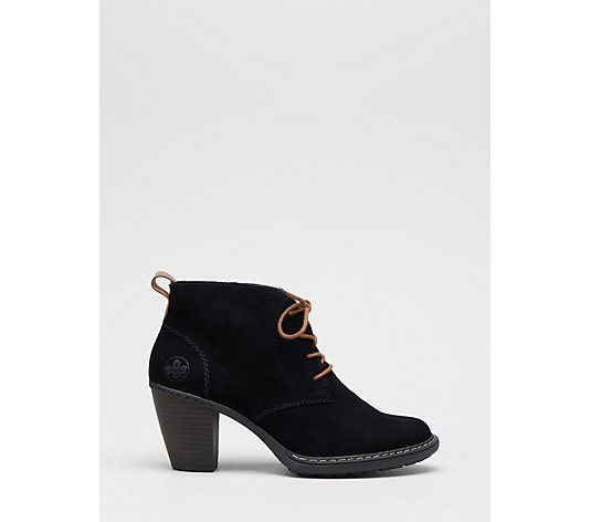 Rieker Heeled Ankle Boot