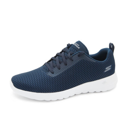 Skechers GOwalk Joy Paradise Lace Up Trainer