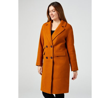 Centigrade Double Breasted Coat