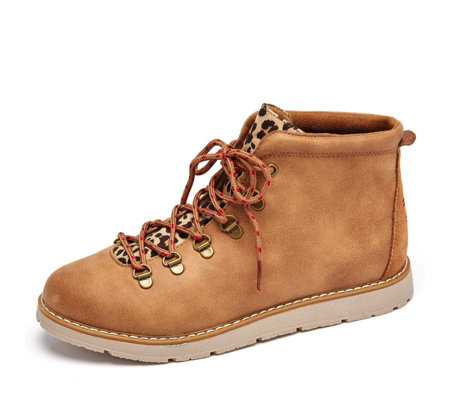 newest selection hot-selling clearance buy sale Skechers Lace Up Bobs Alpine Hiking Boots - QVC UK