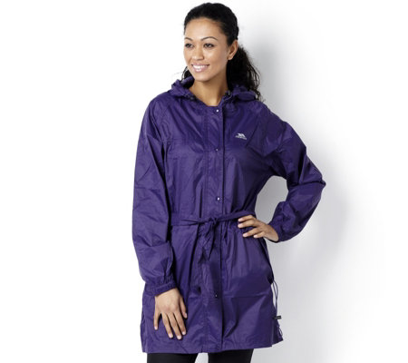offer discounts enjoy complimentary shipping search for official Trespass Ladies Packaway Jacket - QVC UK