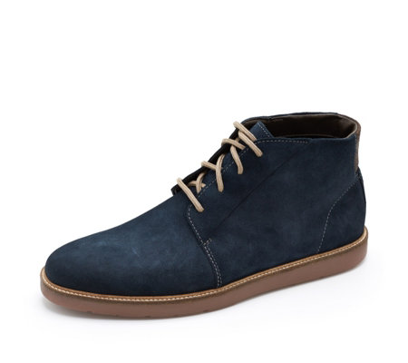 Clarks Gandin Mid Lace Up Mens Ankle Boot