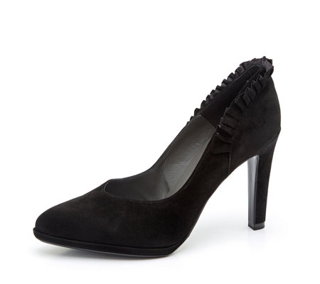 Peter Kaiser Hilina Court Shoe With Frill