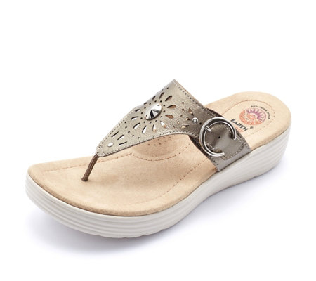 Earth Spirit Campbell Toe Post Sandal