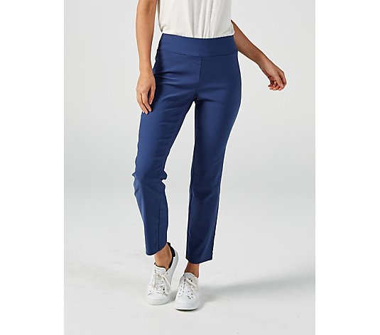Mr Max Soft Touch Modern Stretch Slim Fit Trousers Petite