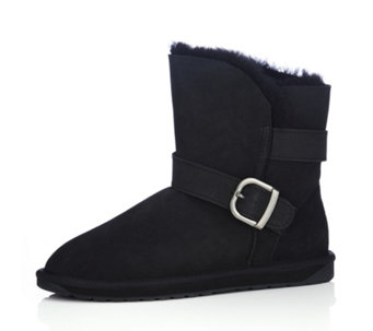 EMU Originals Northerly Lo Water Resistant Sheepskin Boots - 146578