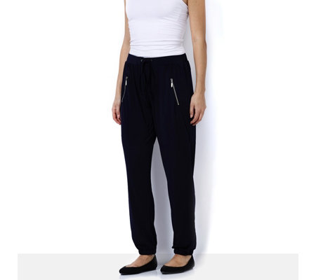 Zipped pockets jersey trousers Clearance Buy Cheap Get To Buy Cheap Pay With Visa mGkiMFbdl