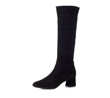 Peter Kaiser Brit Stretch Suede Knee Boot