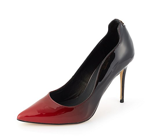 Moda in Pelle Crimsa Pointed Court Shoe