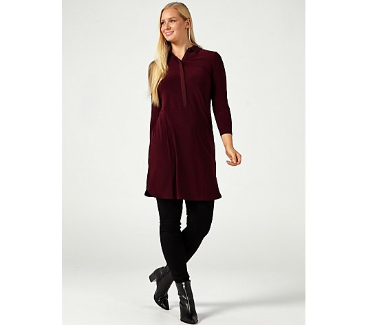 Outlet Together Tunic Dress