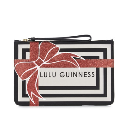 Lulu Guinness Grace Gift Box Pouch