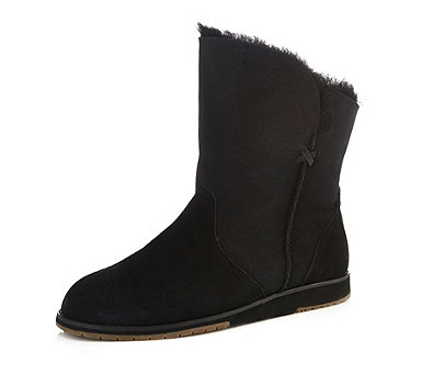 Emu Beach Collection Bells Beach Lo Sheepskin & Suede Boot - 165881