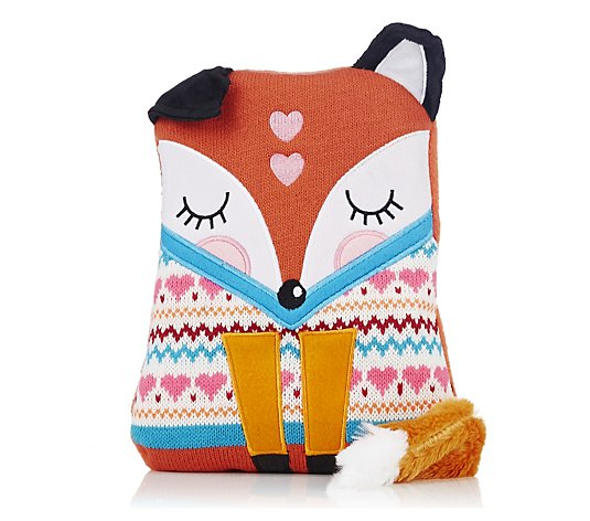 Aroma Home Fox Hottie Hot Water Bottle Cover