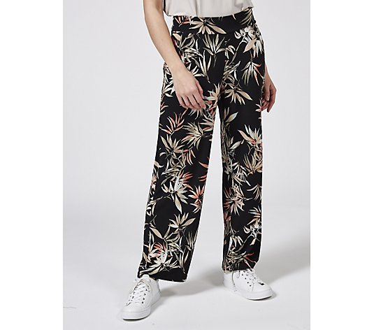 Outlet Kim & Co Brazil Jersey Relaxed Trousers with Pockets Petite