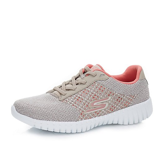 Skechers Go Walk Smart Influence E-Z Fit 3D Layered Trainer
