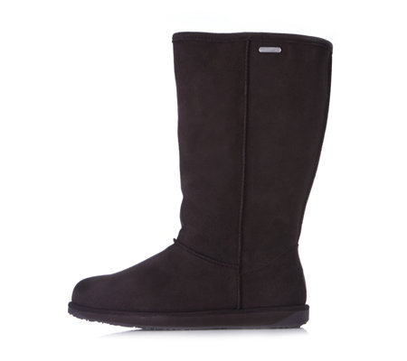 Emu Paterson Hi Waterproof Sheepskin Suede Boots