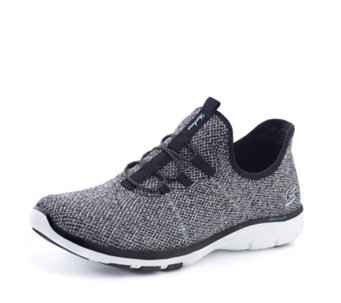 Skechers Galaxies On Air Knit Bungee Lace Shoe with Memory Foam - 171282