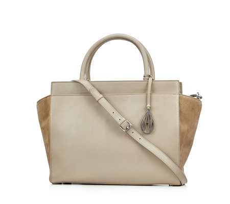 Amanda Wakeley The Sutherland Leather Tote Bag