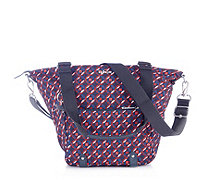 Kipling Itaya Large Love Mondays Shoulder Bag with Detachable Strap - 173982