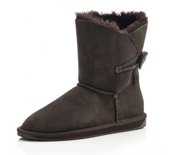 Emu Daley Lo Water Resistant Sheepskin Boots - 123983