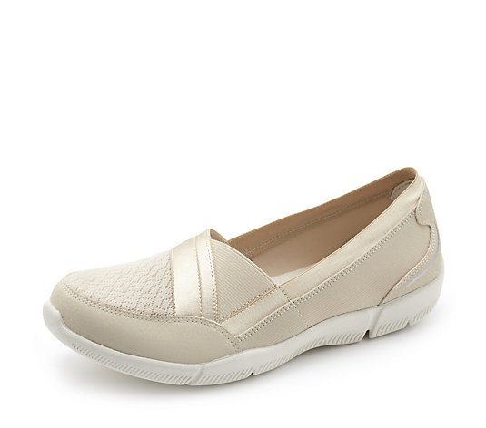 Skechers Be Lux Daylights Gore Slip On Ballet Shoes
