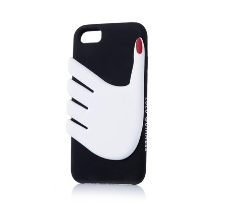 Lulu Guinness Hands Silicone IPhone 6/7 Case
