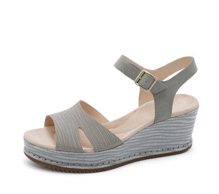 19db1d8cb9884d Clarks Akilah Eden Strappy Sandal Standard Fit - QVC UK