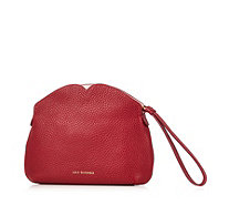 Lulu Guinness Clover Leather Clutch - 172184