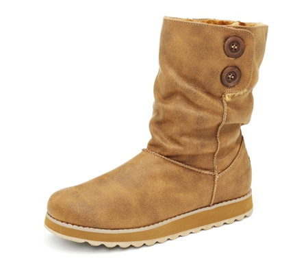 better price for hot-selling real outlet on sale Skechers Keepsakes 2.0 Upland Mid Calf Boot - QVC UK