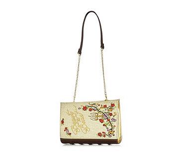 Disney Danielle Nicole Beauty and the Beast Book Clutch Bag - 166185