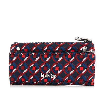 Kipling Love Mondays Okati Large Zip Wallet