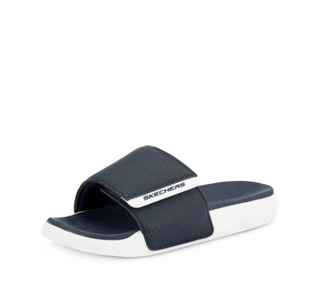 Skechers Men's Gambix 2 Adjustable Slide