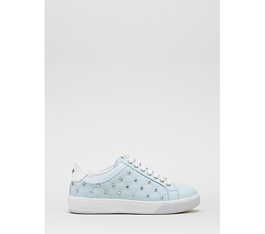 Moda in Pelle Adelaid Quilted Trainer