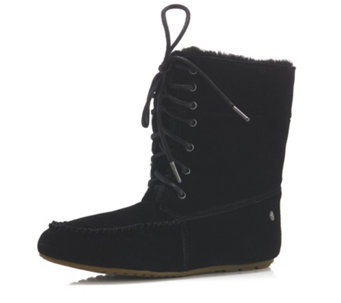 Emu Brooklyn Mid Calf Slipper Boots - 160086