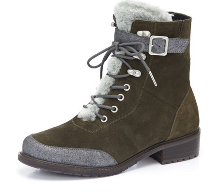 Emu Explorer Waldron Lace Up Boot