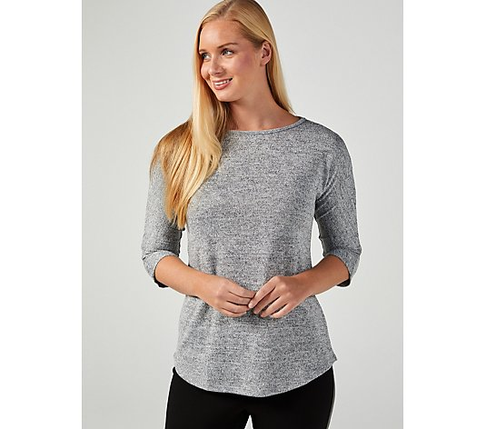 Mr Max Shimmer Knit Tunic