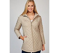 Centigrade Panel Padded Coat - 170787