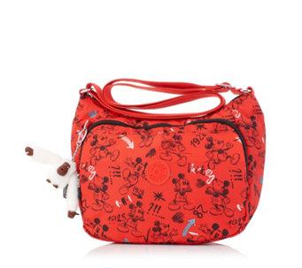 Kipling Disney Mickey Cai Medium Crossbody Bag - 177687 3d37fc3ec35d8