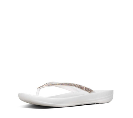 FitFlop IQushion Sparkle Flip-Flop